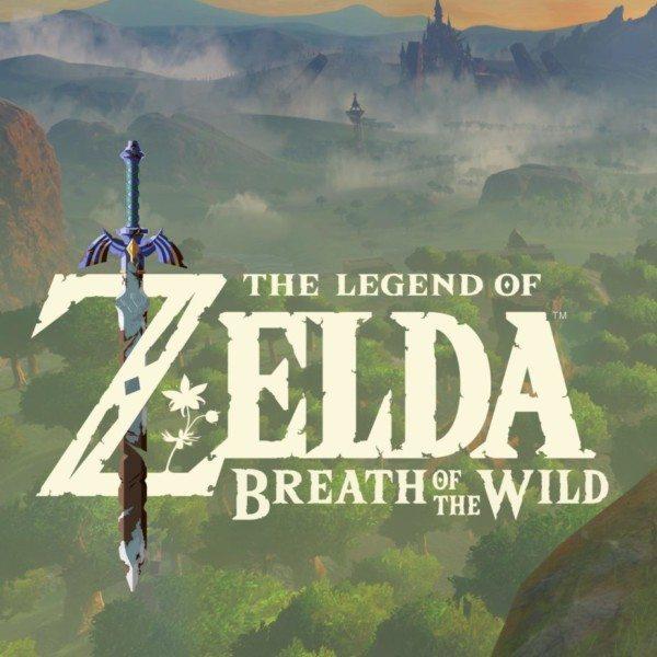 Zelda Breath of the Wild Wallpaper Open World Aussicht