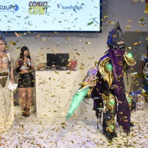 cosplay village Informationen: gamescom cosplay award 2015