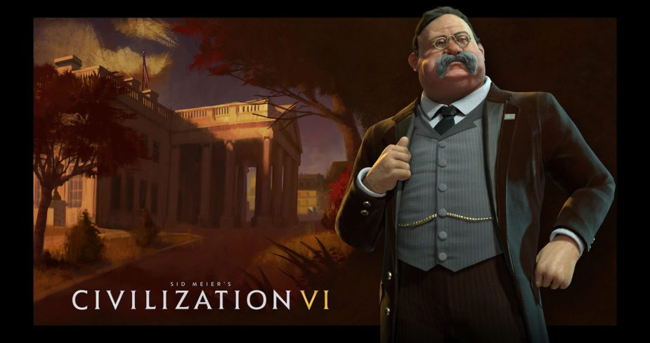 Civilization VI Features Teddy!