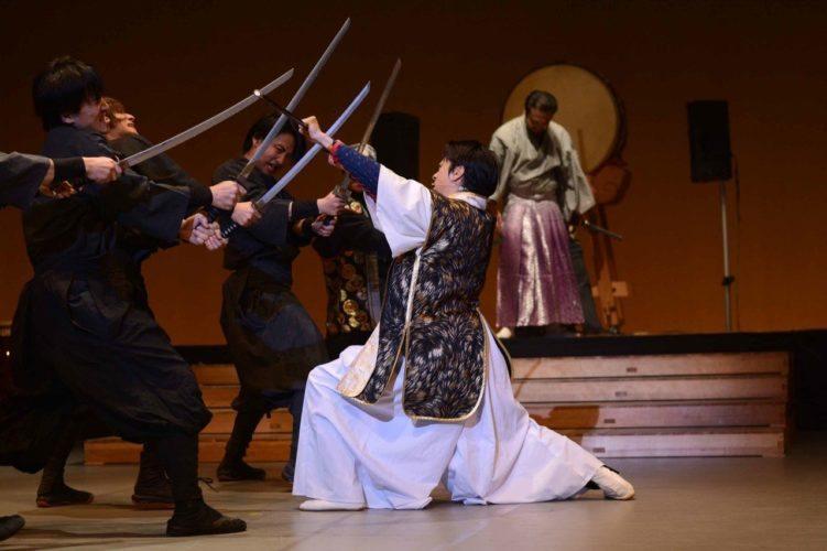 Samuraikampf: Isao Ito, Norimichi Shiozawa und Terutoshi Takaku sind Ehrengäste der Connichi
