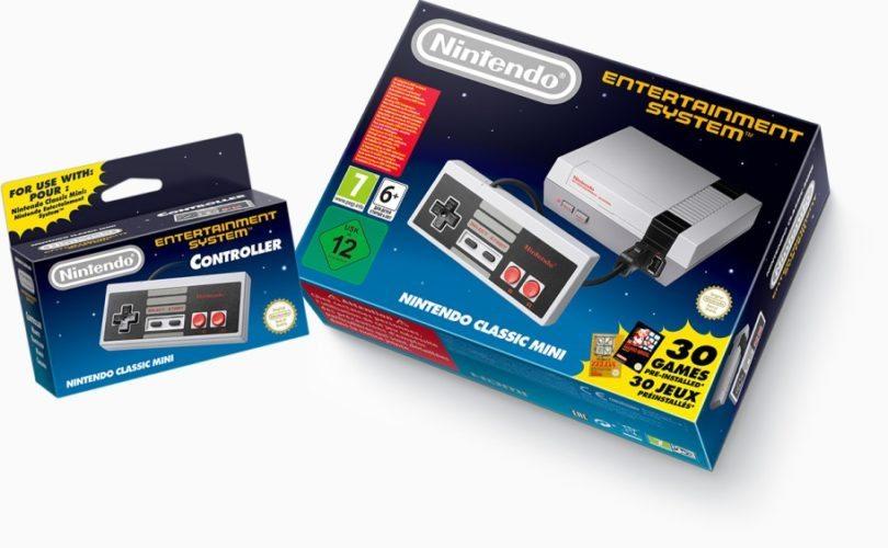 Das NES ist zurück - als Nintendo Classic Mini Variante!