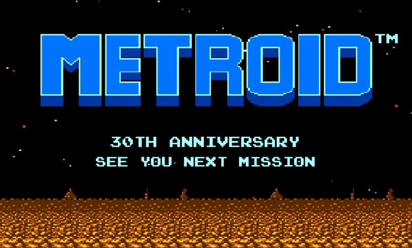 Metroid 30th Anniversary