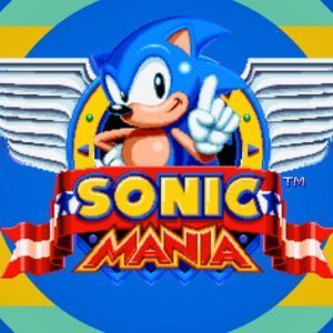 sonic mania title